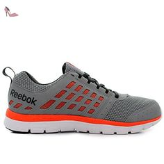 Work N Cushion 2.0, Chaussures de Fitness Homme, V70619_39 EU_White/Flat Grey, 40.5 EUReebok