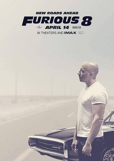 Vin Diesel diffuse l'affiche de Rapides et dangereux 8
