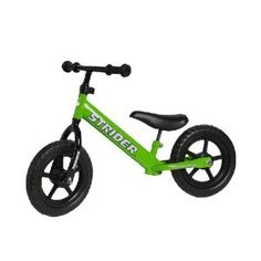 I know it's early but this looks so cool! Strider PREbike Balance Running Bike