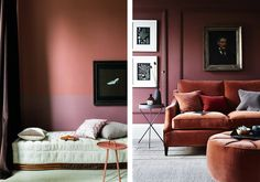 Trend Report: Warm Reds and Sunset Hues Return to Interior Design, Laurel & Wolf, warm_tones-3