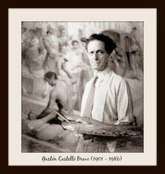 Gastón Castelló Bravo (1901 - 1986) Alicante, Gaston