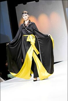 by KANZI.ae --- Dubai Fashion Week 2010