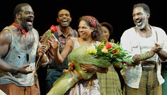 """The Tony Award-winning revival of """"Porgy and Bess"""" will close on Sept. 23, making it the longest-running production of the Gershwin show to ever play on Broadway."""