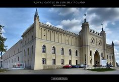 Royal Castle by Robert Powroźnik on 500px, Lublin, Poland