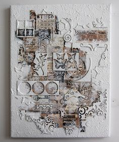 Imaginarium Designs: tutorial: what to do with your leftover chipboard