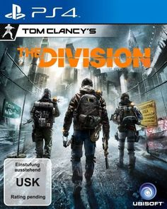 Tom Clancy's The Division (PS 4)