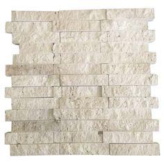 Classic 2.5X10 Fileli Patlatma Taş  www.tasdekorcum.com #dekor #patlatmatas #mozaik #dogaltas#naturalstonemosaic #naturalstone  Natural Stone Mosaic Natural Stone Wall Natural Stone Mosaic Subway Wall Tile Fileli Patlatma Taş Doğal Taş Patlatma Mozaik