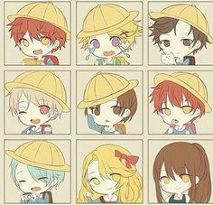 Mystic Messenger #Otome #Game #Anime. Susanghan Messenger