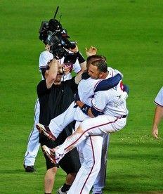 Freddie's walk-off vs. Giants 8/15/11