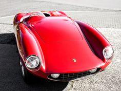 Ferrari : 1955 Ferrari 750 Monza Spyder Scaglietti