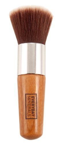 Everyday Minerals Flat Top Brush *** Details can be found by clicking on the image. (Note:Amazon affiliate link)