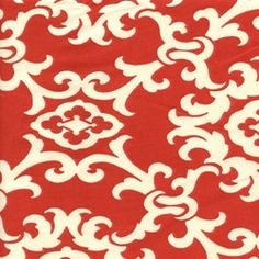 Arvin Terrace Blaze Floral Indoor/Outdoor Fabric by Swavelle Mill Creek - Drapery Fabrics at Buy Fabrics 9.95/yd