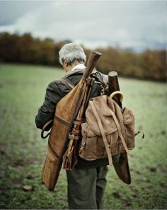Pinterest /  I was interested in what types of different things needs to be carried when going to hunting