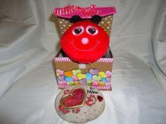 Valentines Red Lady Bug Plush & Love xoxo Box , Hugs and ... https://www.amazon.com/dp/B01N202FWT/ref=cm_sw_r_pi_dp_x_0kwEybKS4XFWG
