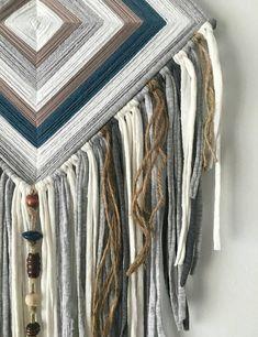 Bohemian tapestry weaving mandala gods eye dreamcatcher