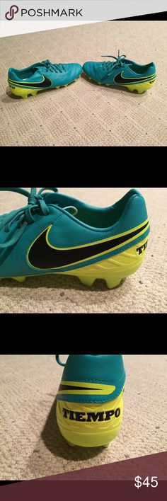 Nike Tiempo Legacy II Soccer Cleats Size 9 - NWOT Brand new without box. Nike Shoes Athletic Shoes