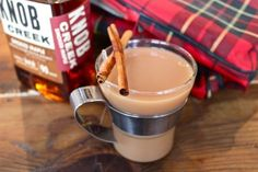 Fall Camping Cocktail Recipe: Smoked Maple Bourbon Chai Tea Toddy — The 10-Minute Happy Hour | The Kitchn