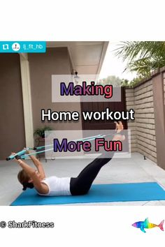 Pilates At Home, Pilates Body, Pilates Barre, Pilates Reformer, Fitness Workout For Women, Fitness Tips, Pilates Workout Videos, Bar Workout, Workout Equipment