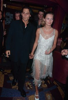 Kate and Johnny back in the day.... <3