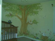 Whimsical Walls - Baby Rooms - Neenah, WI