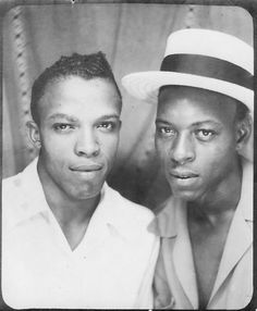 African American dandies from the 1920s