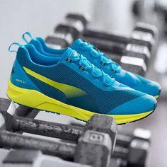 #PUMA the Fastest Sport Brand in the World - Patrocinador @powerclubpanama - What are you training For ? #NoMatterWhat #YoEntrenoEnPowerClub
