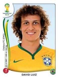 Brasil - David Luiz Moreira Marinho