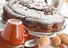 Moelleux au chocolat et fruits secs