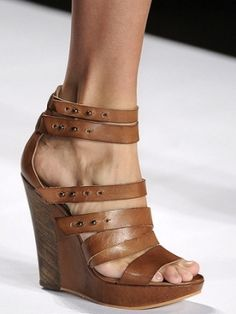 heel envy. yet another wedges i like