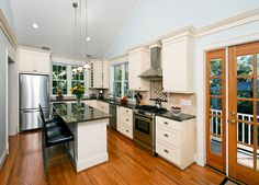 Northwest, DC - Kitchen Remodel -