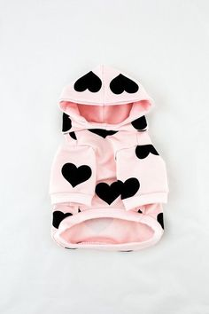 Handmade Dog Hoodie (clothes for small size dogs) dog sweater, Dog clothes, Puppy Clothes Girl, Cute Dog Clothes, Small Dog Clothes, Pet Dogs, Dog Cat, Pets, Dog Clothes Patterns, Dog Harness, Dog Leash