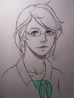 Young Misako by ProNastya.deviantart.com on @DeviantArt