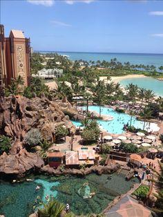 Disneys Aulani hotel - Hawaii