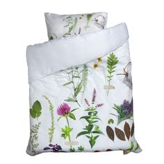 Kesäheinä duvet and pillow cover set