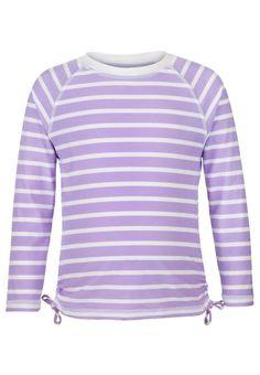 #Snapperrock #Surfshirt #purple für #Kinder