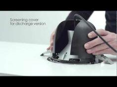 Video: Pixel Pro: indoor recessed luminaires - iGuzzini | #lighting #design #industrialDesign