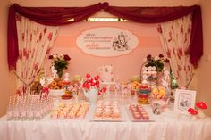 """Photo 16 of 22: Alice in Wonderland - Mad Hatters Tea Party / Birthday """"Eva's 7th Birthday""""   Catch My Party"""