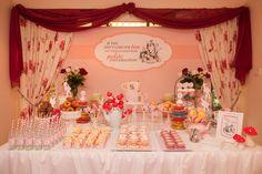 Eva's 7th Birthday Birthday - Alice in Wonderland - Mad Hatters Tea Party