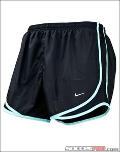 Nike Womens Tempo Shorts - Black with Tropical Twist...$28.79