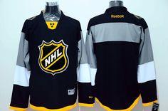 NHL 2016 all star game jersey black