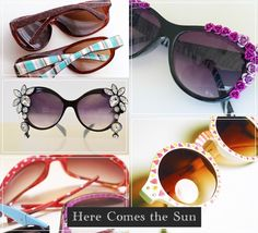 DIY sunnies!