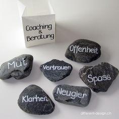 Für Seminare, Weiterbildungen, Coachings...