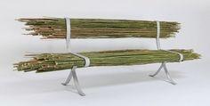 #Bamboo #Bench by Gal Ben-Arav