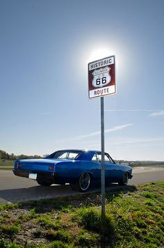 Route 66 Illinois by cole_q, via Flickr