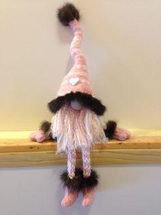 Valentine Gnome Cosmos by HeidisGnomes on Etsy