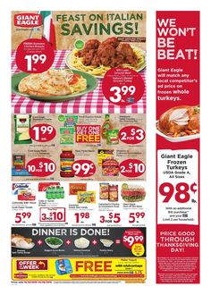 Giant Eagle Weekly Ad October 22 - 28, 2015 - http://www.olcatalog.com/grocery/giant-eagle-weekly-ad.html