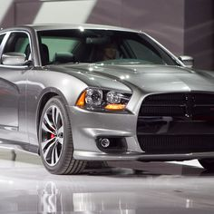 2012 Dodge Charger in light grey = my dream..
