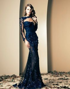 PHOTO : Creations from female fantasies of ZIAD NAKAD - Autumn / Winter 2013 | FASHIONMG-STYLE