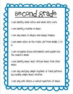 So La Mi: Teaching Elementary Music: Second/Third Grades