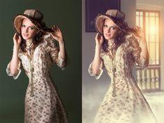 photoshop advanced manipulation tutorial | photo effects (part 1)